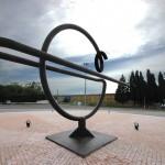 """""""Vitalità e germinazione della forma"""" Simon Benetton in mostra a Pontedera"""