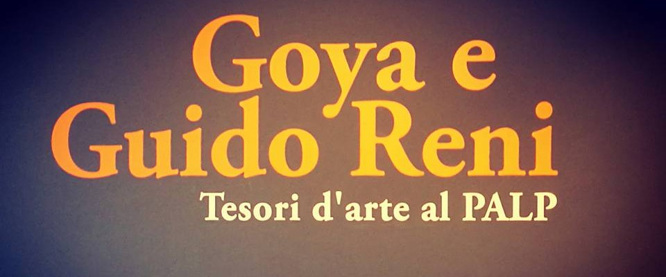 Il grande Goya a Pontedera